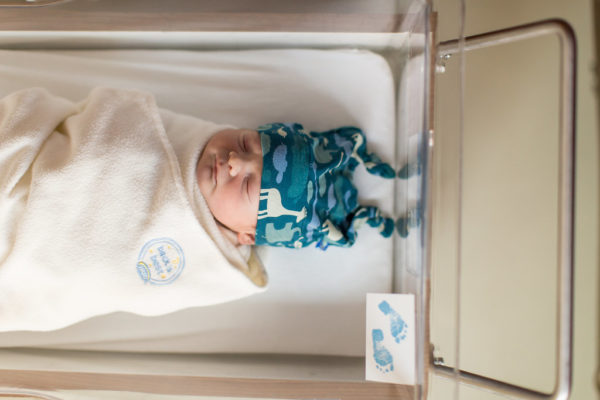 Hello Baby Beckam: A Birth Story | Twin Cities Moms Blog