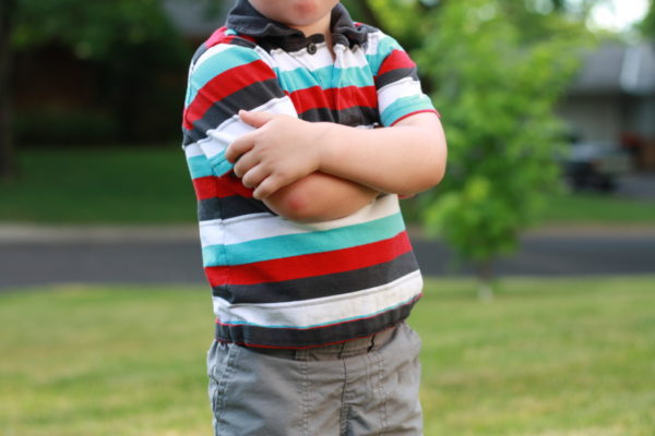 An Introvert's Guide to Defusing Tantrums | Twin Cities Moms Blog