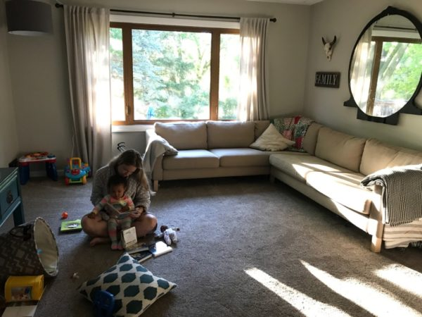 I'm Going to Spoil You, Little One | Twin Cities Moms Blog