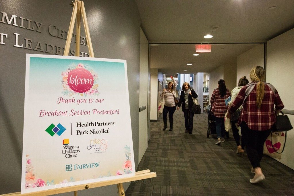 Bloom 2017 Event Recap Twin Cities Moms Blog
