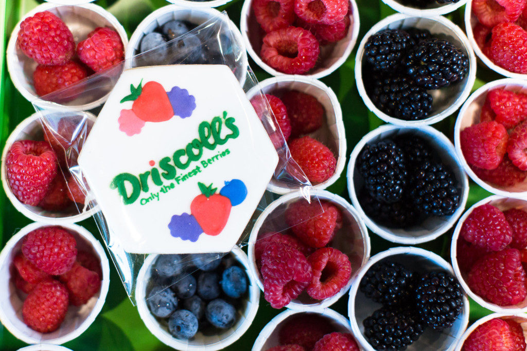Berry Merry Morning with Driscoll's | Twin Cities Moms Blog