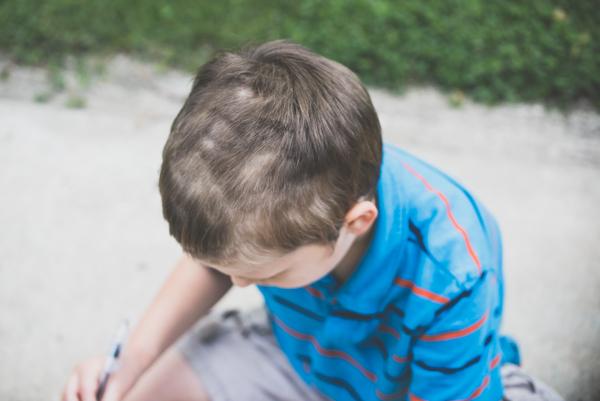 He Gave Himself a Haircut, I Gave Myself Grace | Twin Cities Moms Blog