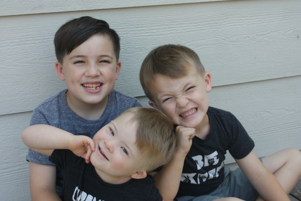 """Surviving and Thriving as a """"Boy Mom"""" 