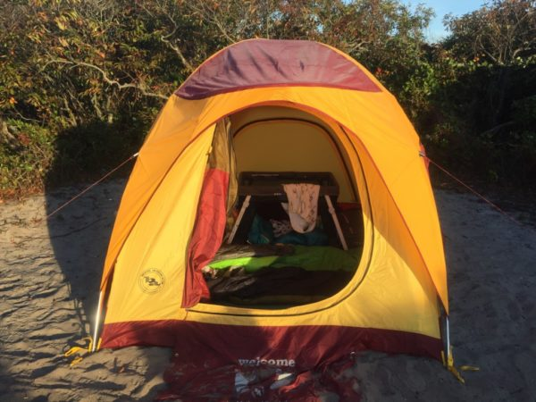 Camping with Baby | Twin Cities Moms Blog