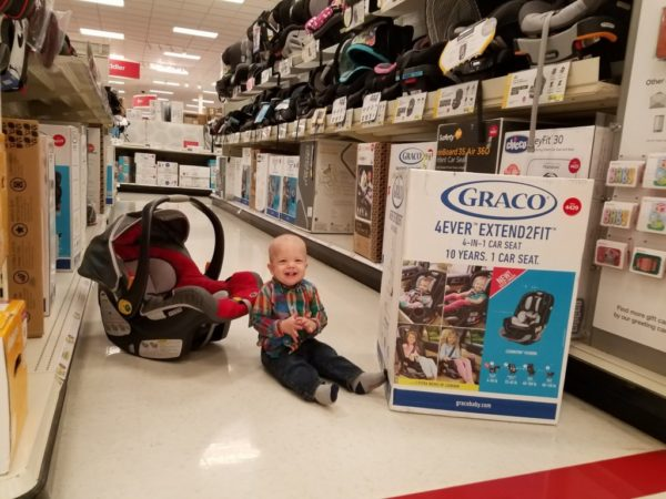 Target Car Seat Trade-In Event is Back | Twin Cities Moms Blog