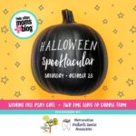{EVENT ANNOUNCEMENT} TCMB's Halloween Spooktacular Family Event