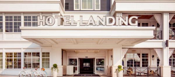 hotellanding