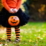 Trick or Treating and Halloween Fun 2017
