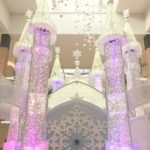 Experience Rosedale Center's Winter Castle