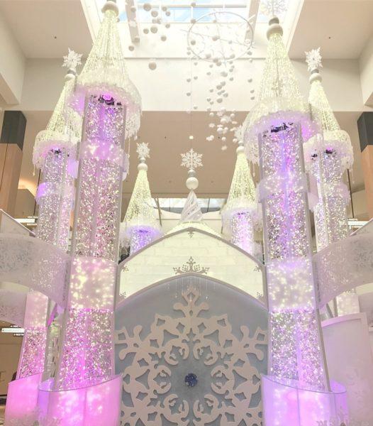 Rosedale Winter Castle | Twin Cities Moms Blog