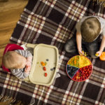 A Place Setting for a Traveling Toddler Thanksgiving