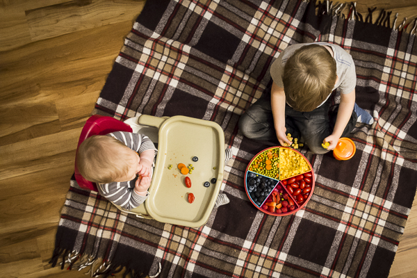 A Place Setting for a Traveling Toddler Thanksgiving | Twin Cities Moms Blog