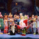 Dr. Seuss's How the Grinch Stole Christmas is back at Children's Theatre Company!