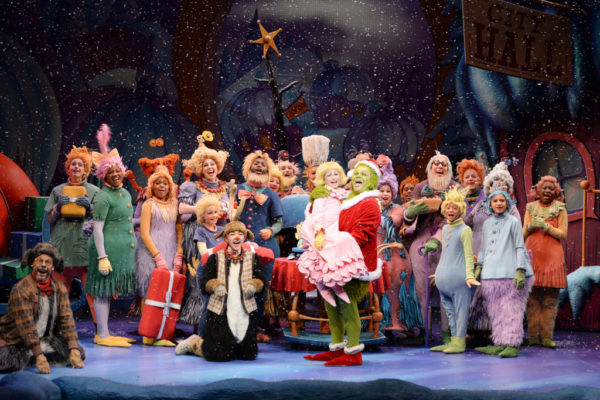 Dr. Seuss's How the Grinch Stole Christmas is back at Children's Theatre Company! | Twin Cities Moms Blog