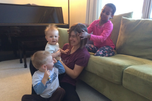 Getting Down with My Kids | Twin Cities Moms Blog