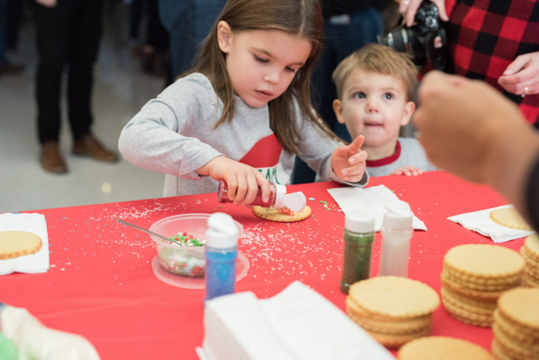 View More: http://karenfederphotography.pass.us/tcmb-donuts-with-santa-2017