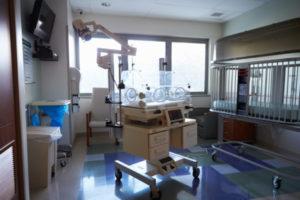 Incubator In Post Natal Hospital Department