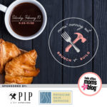 Moms' Morning Out: Brunch & Build Event Details