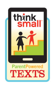 Think Small Texted Tips | Twin Cities Moms Blog