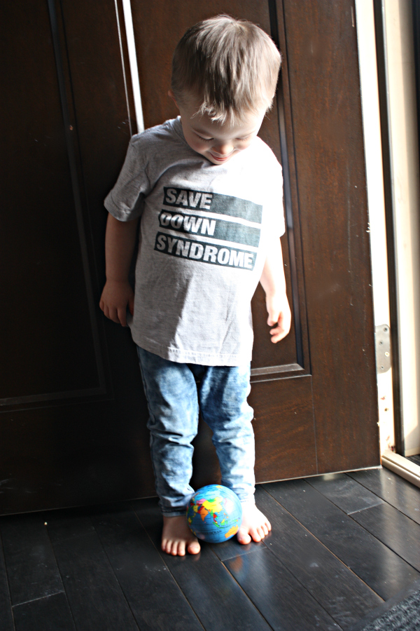 How my Child with Down syndrome will Change the World | Twin Cities Moms Blog