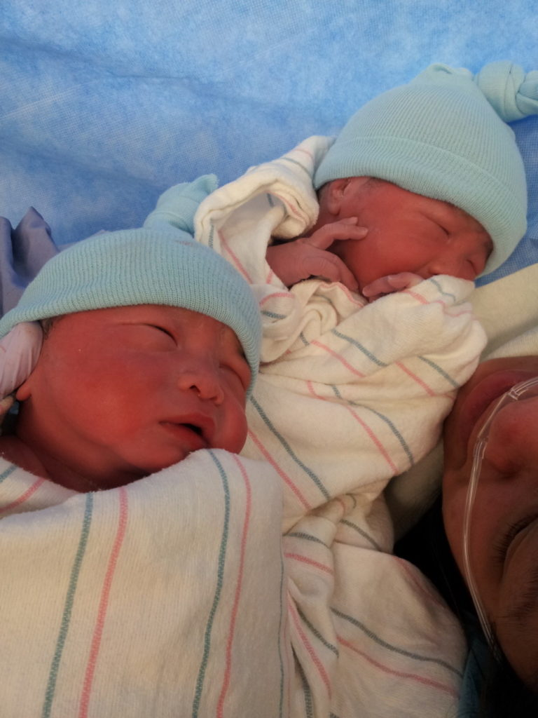 A Tale of Two Birth Stories: Three Kids Later | Twin Cities Moms Blog
