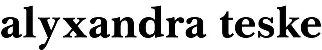 Alyxandra-Teske-Logo