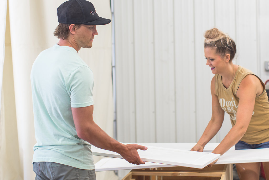 How I work with my husband | Twin Cities Moms Blog | construction2style