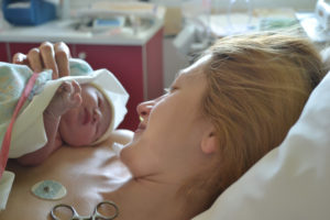 Celebrating Breastfeeding Despite My Traumatic Birth | Twin Cities Moms Blog