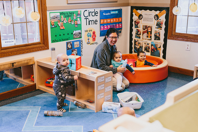 Conquering The Daycare Dread | Twin Cities Moms Blog