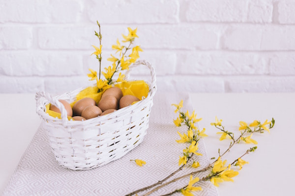 An Eco-Friendly Easter Basket | Twin Cities Moms Blog
