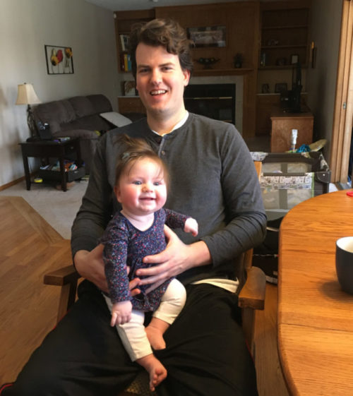 How a Paternity Leave Changed Our Family | Twin Cities Moms Blog