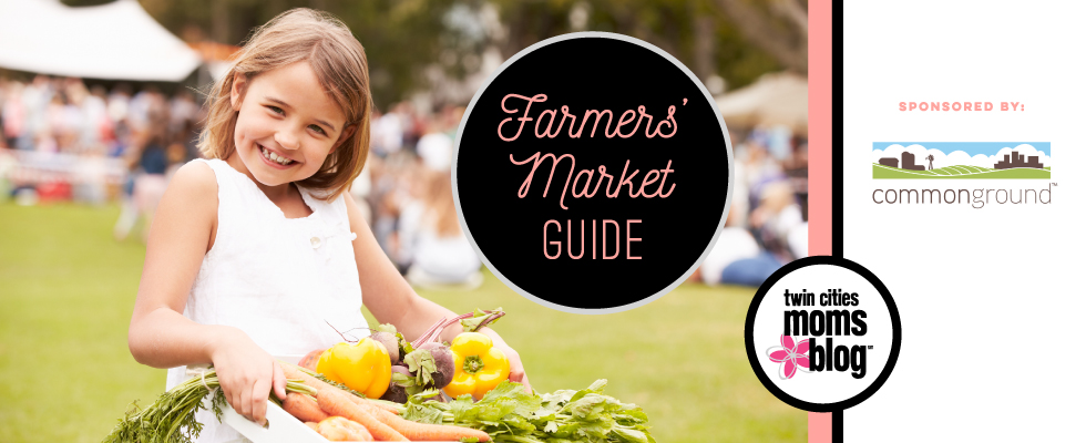 2019 Farmers Market Guide | Twin Cities Moms Blog
