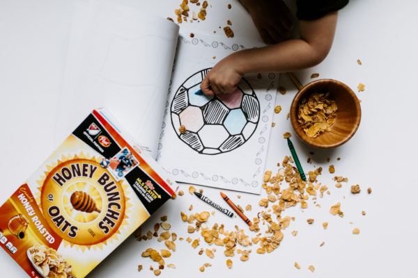 Snack on the Sidelines with Post Cereals | Twin Cities Moms Blog