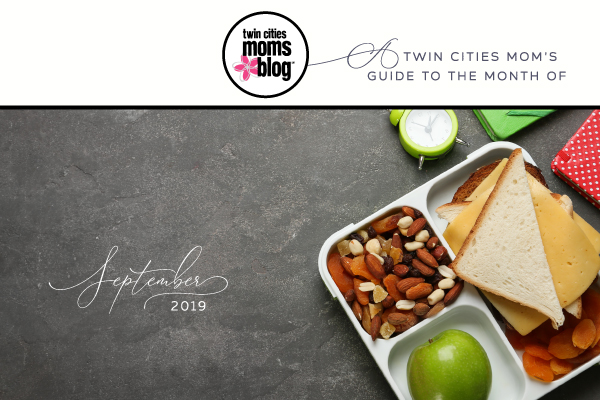 A Twin Cities Mom's Guide to September 2019 | Twin Cities Moms Blog