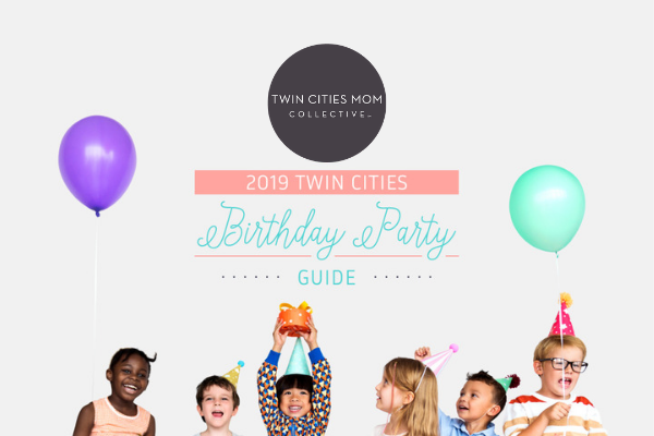 Twin Cities Birthday Party Guide | Twin Cities Mom Collective