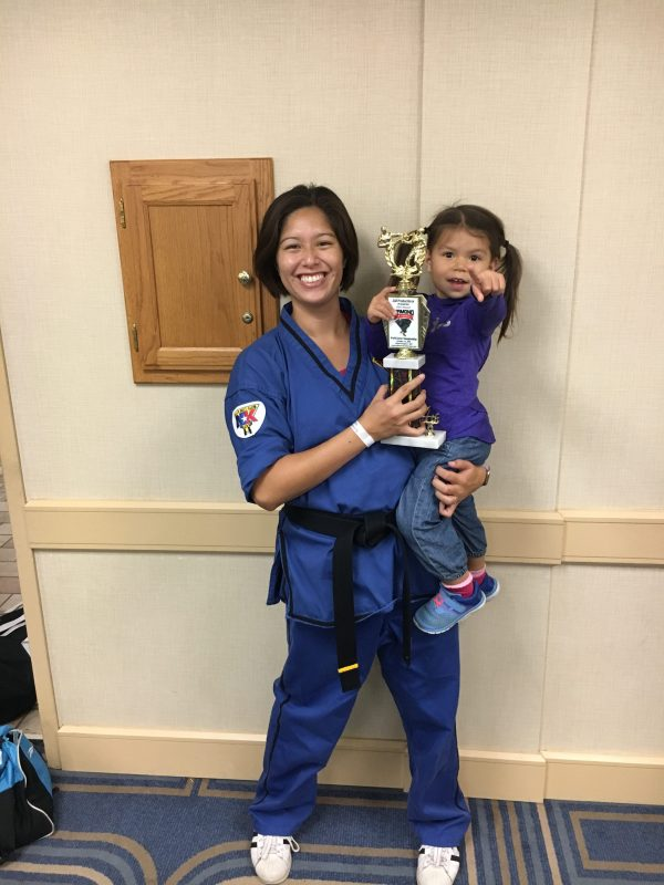 Martial Arts and Motherhood | Twin Cities Mom Collective