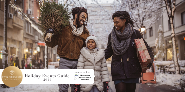 Holiday Events Guide | Twin Cities Mom Collective