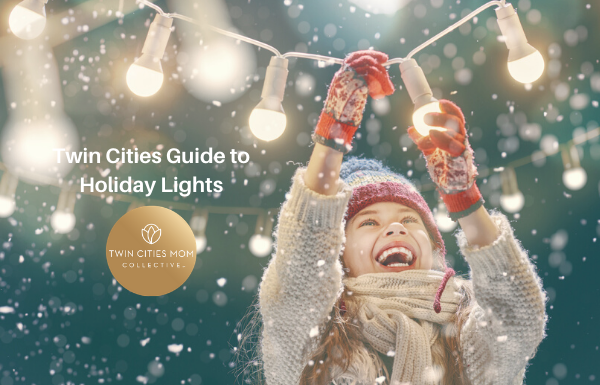 Holiday Lights Guide | Twin Cities Mom Collective
