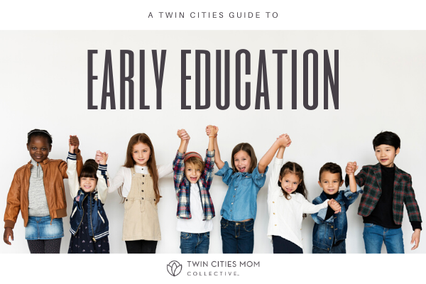 Twin Cities Guide to Early Education | Twin Cities Mom Collective