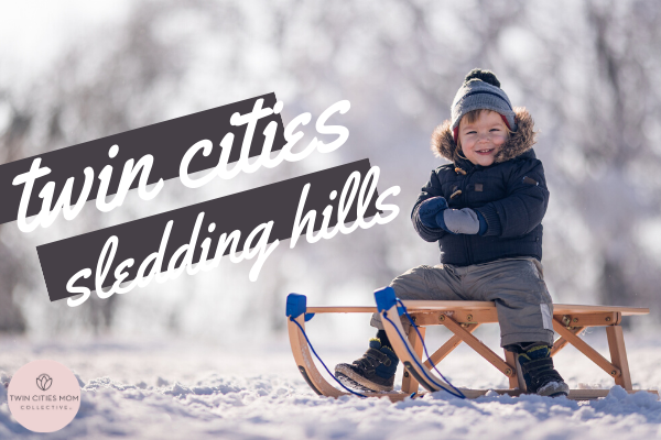 Guide to Twin Cities Sledding Hills | Twin Cities Mom Collective