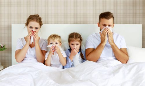 When Germs Threw a Frat Party | Twin Cities Mom Collective