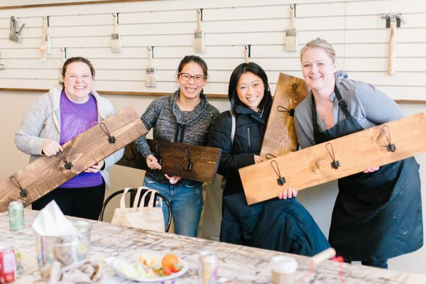 Coffee and Power Tools: Moms' Morning Out | Twin Cities Mom Collective