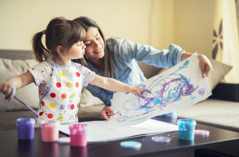 Social Distancing: The Extrovert Stay at Home Mom