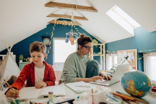 So…Your Kids Are Learning at Home Now | Twin Cities Mom Collective