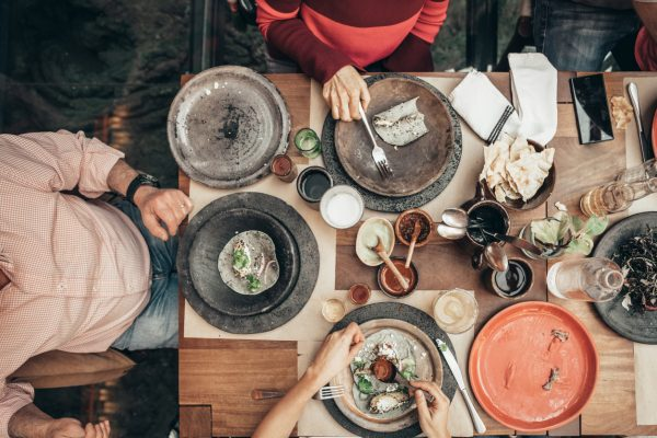 Lingering at the Table | Twin Cities Mom Collective