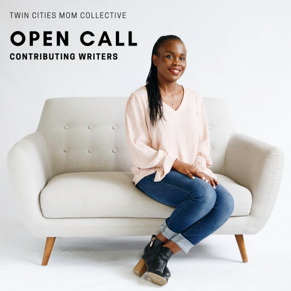 2020 Open Call for New Contributors | Twin Cities Mom Collective