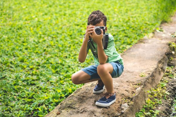If You Give a Kid a Camera | Twin Cities Mom Collective