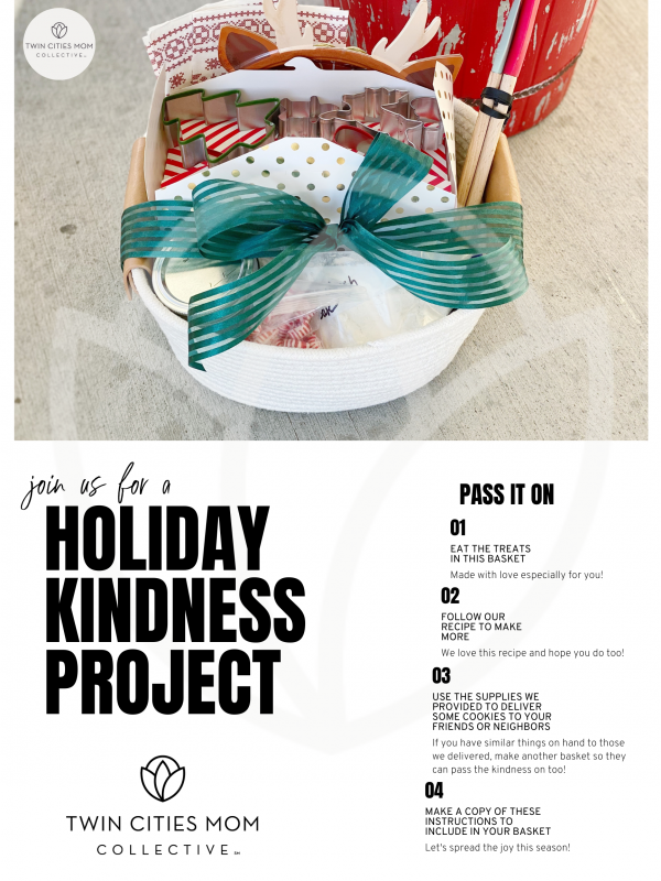 Holiday Kindness project