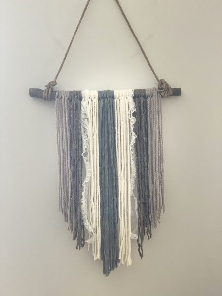 DIY Craft: Boho Wall Hanging | Twin Cities Mom Collective