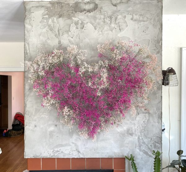 Trust Me, It's Easy: Valentine's Day DIY Installation | Twin Cities Mom Collective